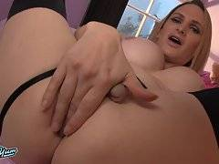 Tasha Jones Blows The Cameraman!